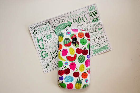Velvet Gh0st Phone Case