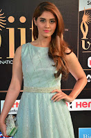 Surabhi Beautiful Smile at IIFA Utsavam Awards 2017  Day 2 at  01.JPG