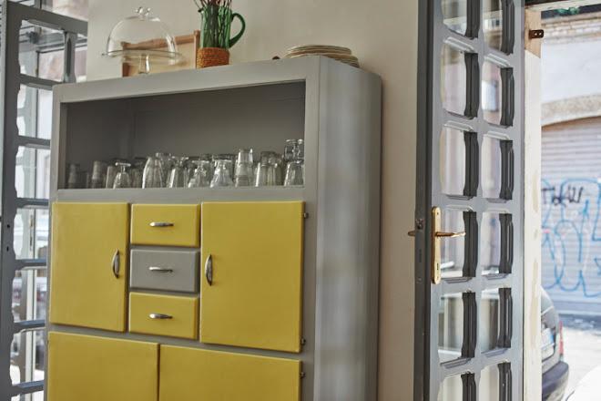 Latteria Studio culinary prop rental in Rome