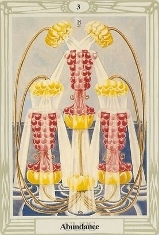 The Three of Cups, Thoth