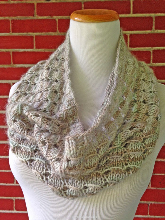 Celeste Cowl - New Knitting Pattern!