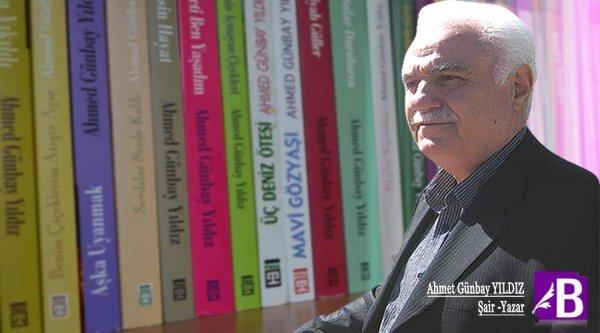 Ahmet Günbay Yildiz çiçekler Susayinca Kitabinin özeti