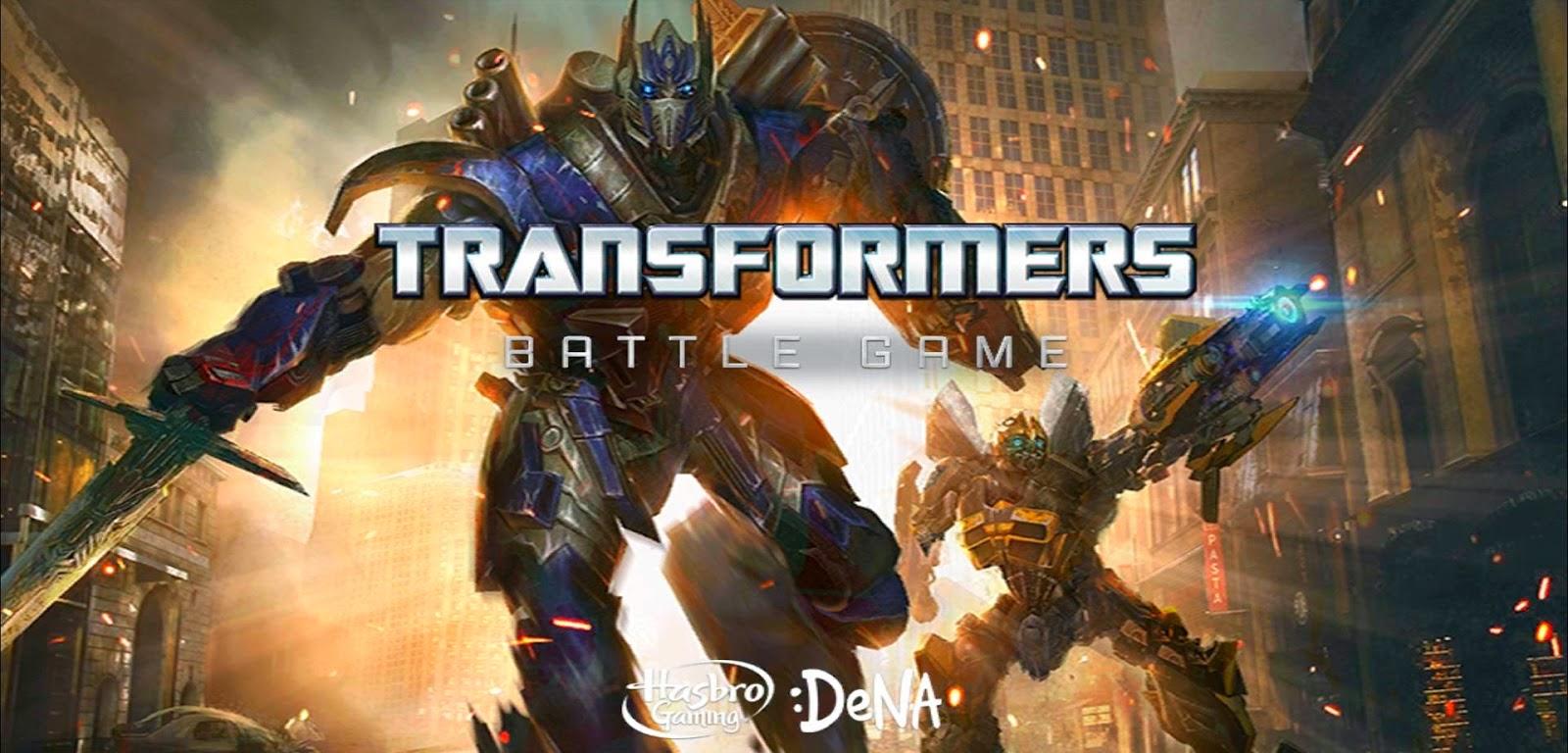 The Best Fighting |TRANSFORMERS: BATTLE GAME| v1 0 0 Apk