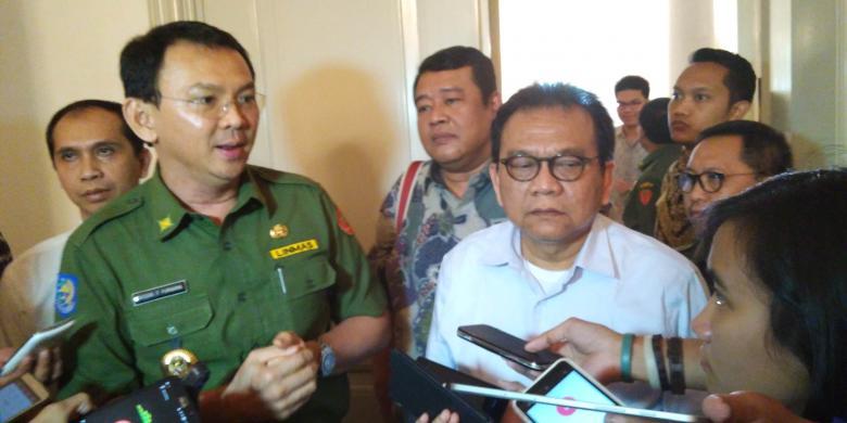 Wakil Ketua DPRD DKI M Taufik: Kalau Uang Makan Masuk Cuma Rp 470.000, Kami Enggak Bisa Makan ...