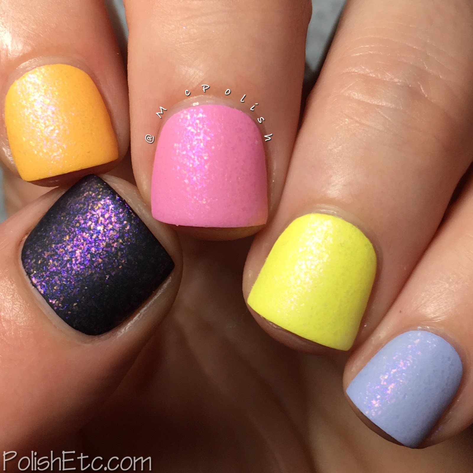 Glisten and Glow - Oh, The Placed You'll Go Collection - McPolish - Fun to be Done