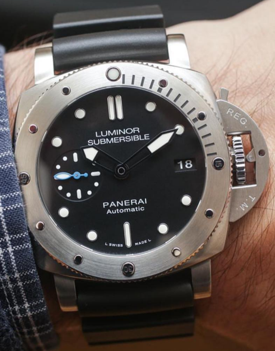 novelties panerai 2017