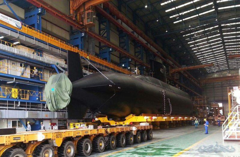 Kapal Selam KRI 403 Nagabanda
