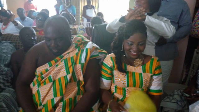 KABA of Asempa fm marries