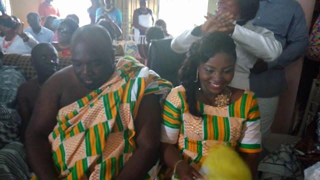 KABA of Asempa fm marries