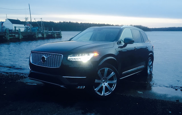 2016 Volvo XC90 T6 Inscription Fisherman's Cove Wharf