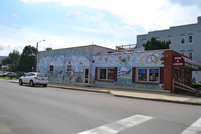 Уоткинс-Глен, Нью-Йорк (Watkins Glen, New York)