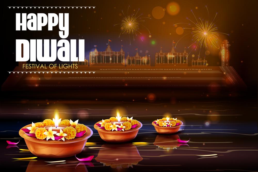 When is Diwali in 2017
