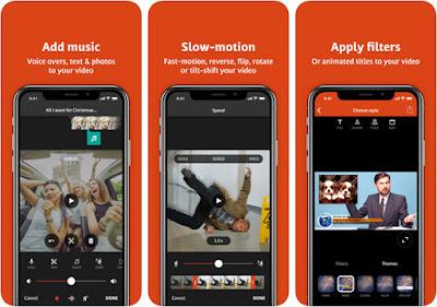 تحميل برنامج vivavideo للايفون لتعديل الفيديوهات