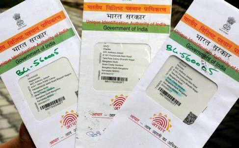 Linking Aadhar with Phone  is easy