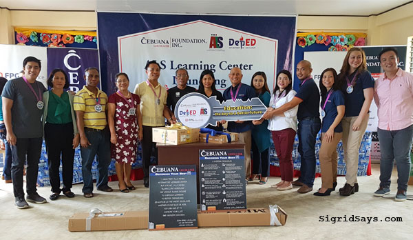 Iloilo Community Learning Center - Iloilo City -  FPG Insurance - Cebuana Lhuillier Foundation