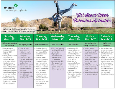 http://www.gswpa.org/content/dam/girlscouts-gswpa/documents/News%20Files%20and%20Documents/Girl%20Scout%20Week%20Calendar.pdf