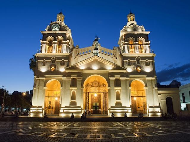 Dia 1 em Córdoba