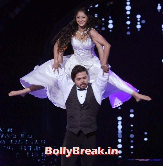 Srreasnth and Sneha, Jhalak Dikhhla Jaa 5th July Episode Pics - Vidya Balan as Guest