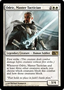 Commanding Thoughts: Does mono-white soldier tribal make you