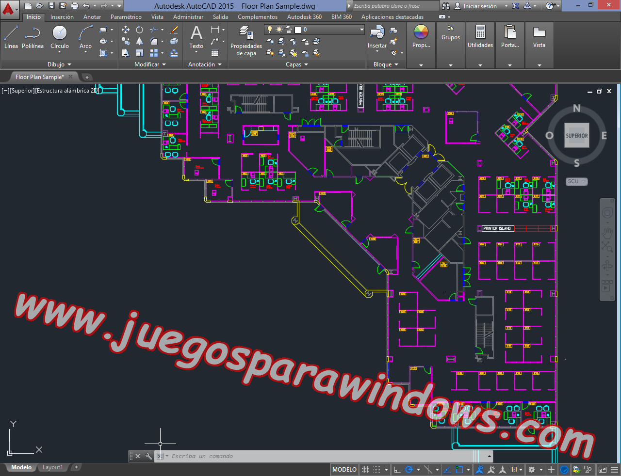 AutoCAD 2015 Full PC ESPAÑOL INGLES 32 y 64 Bits (XFORCE) 12