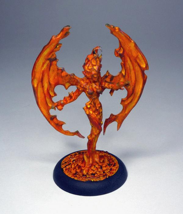 reaper fire elemental - 600×700