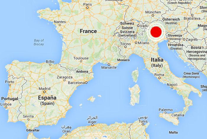 espeleogel.com: FERRATAS POR DOLOMITAS (ITALIA)