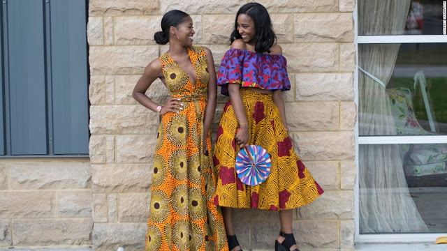 Reasons behind the increasing popularity of African Print Peplum Tops