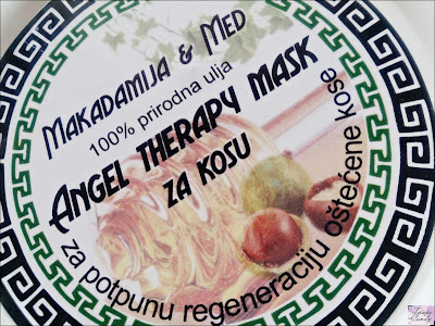 Angel therapy maska za kosu