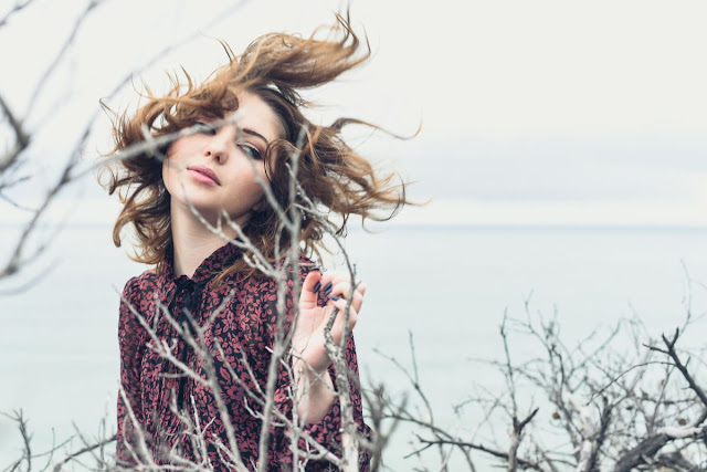 Sammi Hanratty Photoshoot by Shant Rising