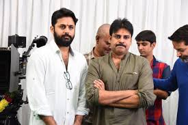 Pawan Kalyan And Nithin's Movie First Look Release Date Is Out