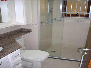 Banheiro - Apartamento Temporada Gramado