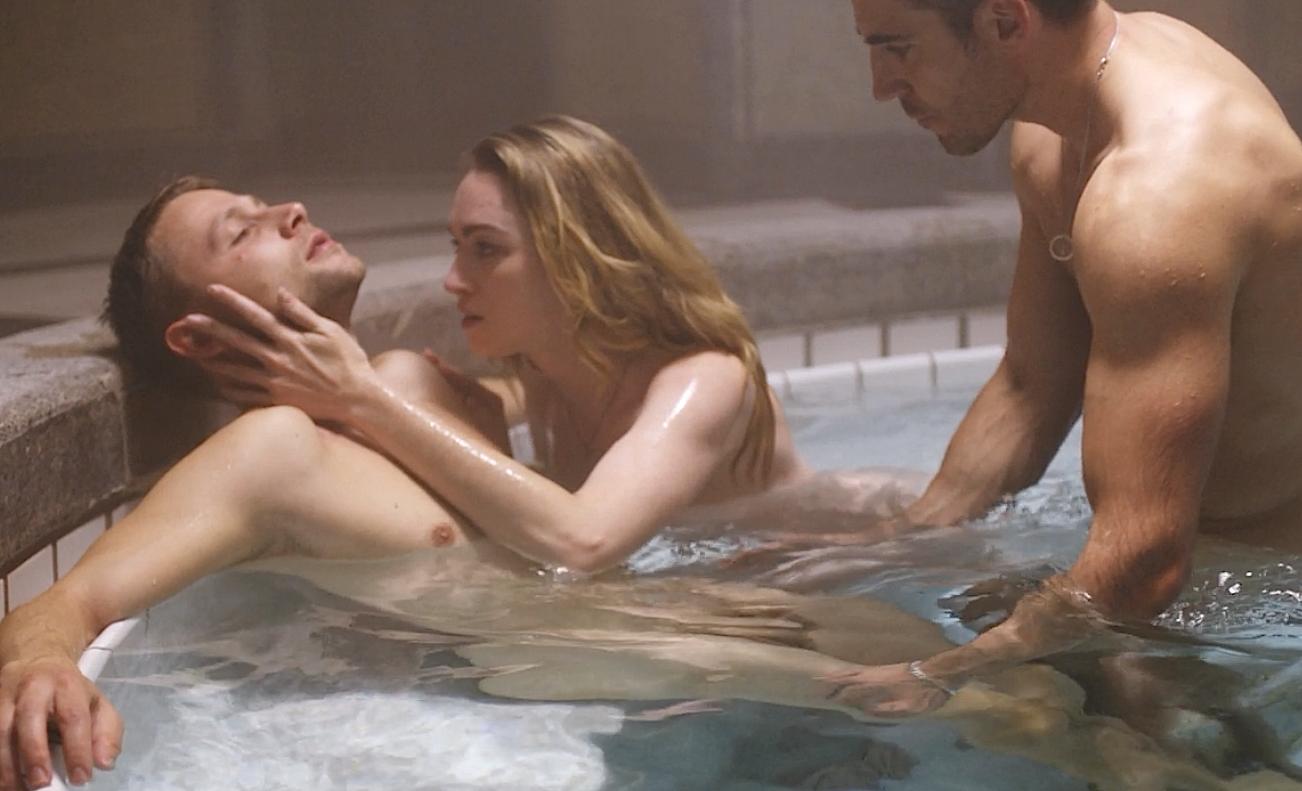 Nude movie of men pissing hot gay 6
