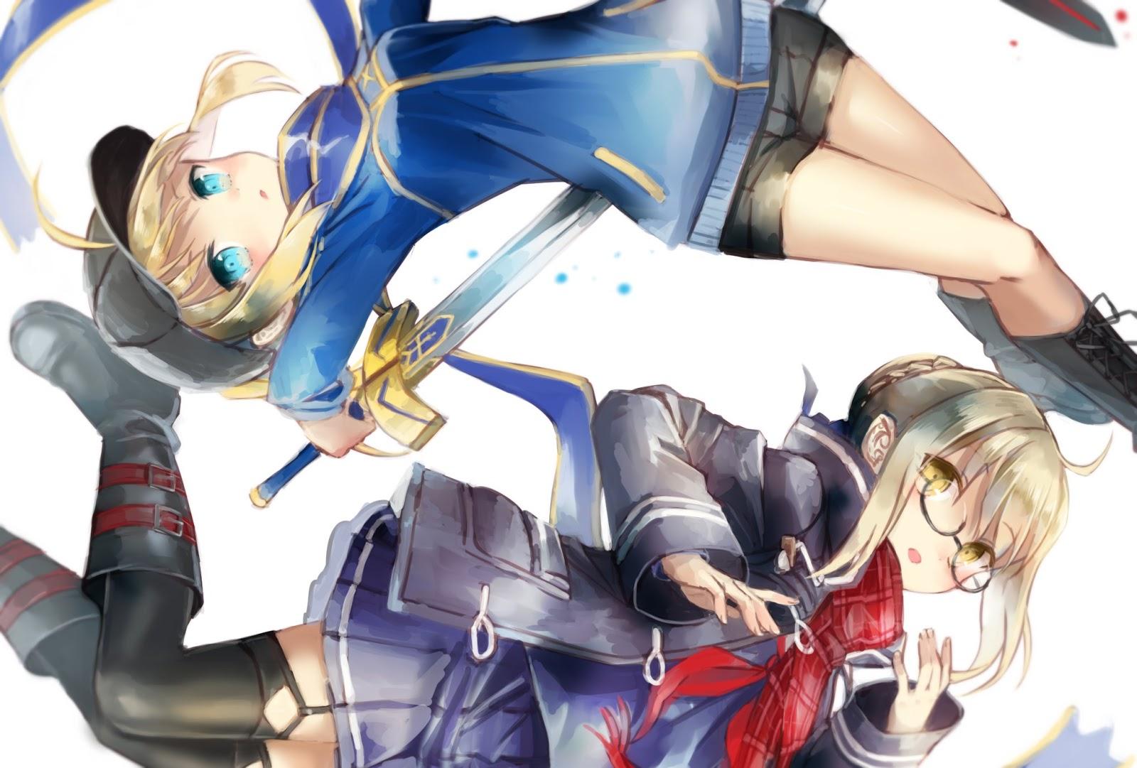 Fate AowVN%2B%252875%2529 - [ Hình Nền ] Anime Fate/GrandOrder tuyệt đẹp Full HD | Wallpaper