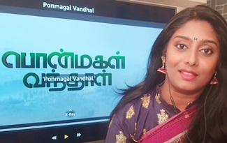 Psychological Review of Ponmagal Vandhal Movie Review