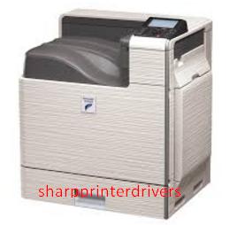 Sharp MX-C400P Printer Driver Download