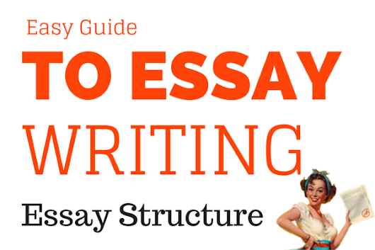 Easy Guide To Essay Writing : Essay Structure