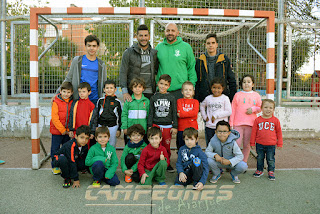 Riki colegio San Isidro Aranjuez