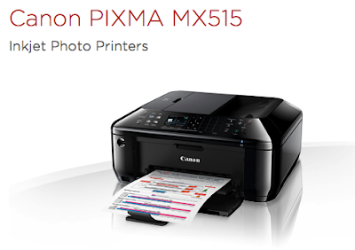 Canon PIXMA MX515 Printer