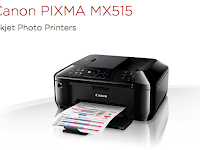Canon PIXMA MX515 For Mac, Windows, Linux
