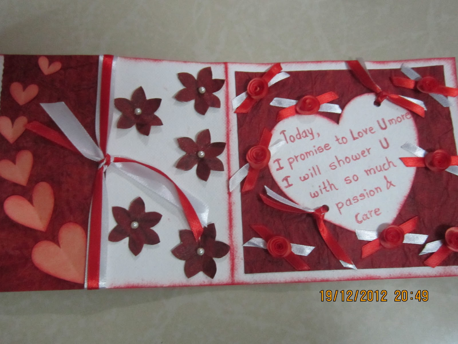 New Year Greeting Card Making Ideas Part - 46: Husband New Year Cards
