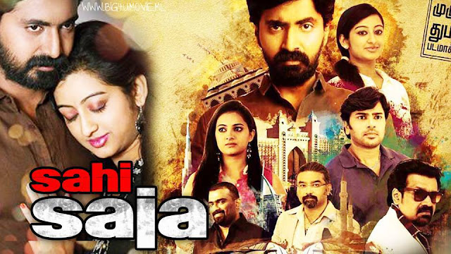 Sahi Saja (2016) Hindi Dubbed 480p HDRip 300MB