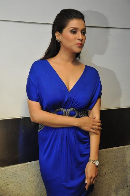 Mannara Chopra Stills at Rogue Movie Trailer Launch