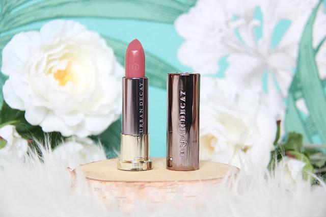Sheer Liar : un Vice Lipstick de couleur neutre et subtile