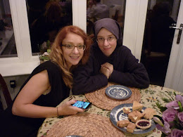 Kathryn and Sr Emma