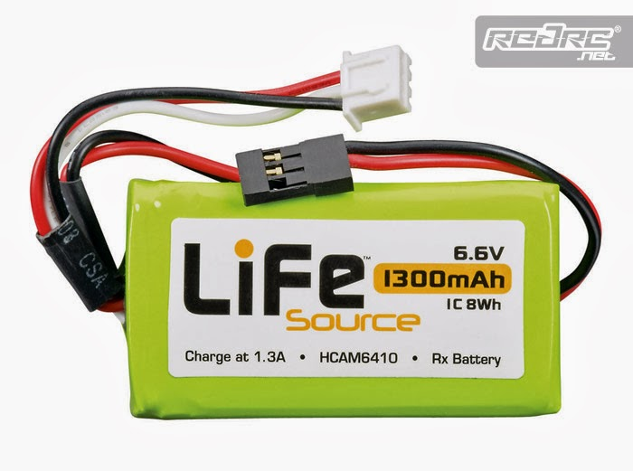 LiFe Batteries as an alternative to LIPO's and NiMH
