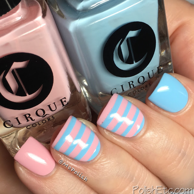 Cirque Colors - Nordstrom x Vans Pop-In Shop - McPolish - Stripe Kit