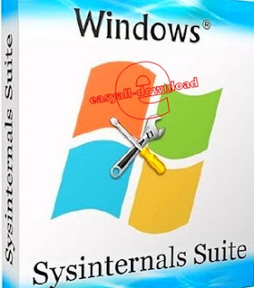 Sysinternals Suite 23.11.2016 แก้ปัญหาต่างๆ บนระบบ Windows
