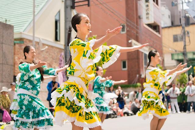 マロニエ祭り、カハレフラ&タヒチスタジオの写真 5