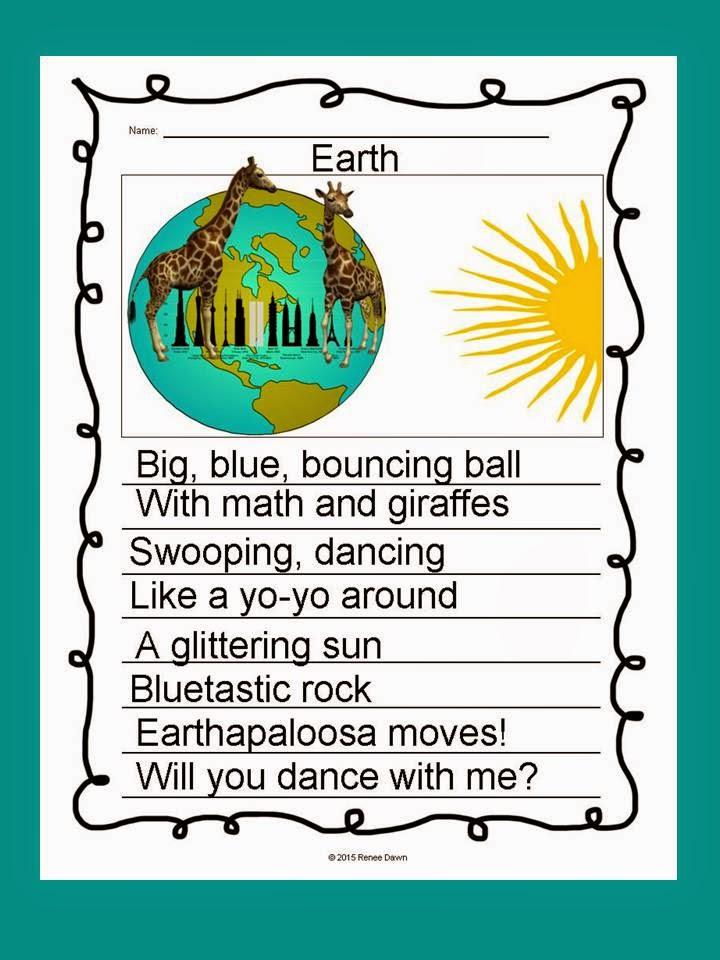 Teacher Ink: 1,000 Earth Poems