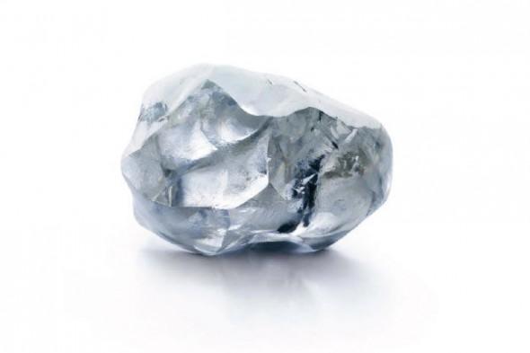 Les diamants de Popigai